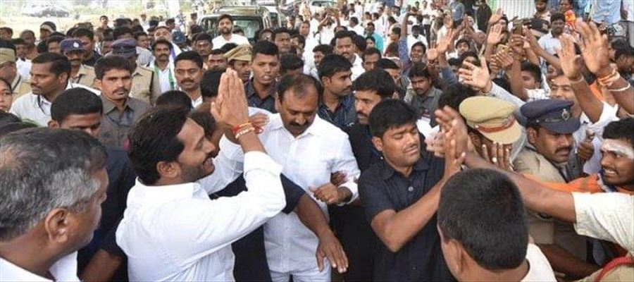 How Jagan made a place for himself in the hearts of every single man in AP?